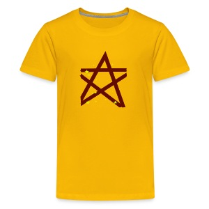 Scary Funny Halloween Costume T Shirt - Kids' Premium T-Shirt
