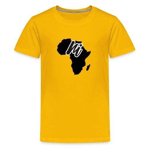 monibra.africacollection - Kids' Premium T-Shirt
