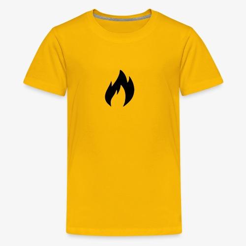 Fire Factor Black - Kids' Premium T-Shirt