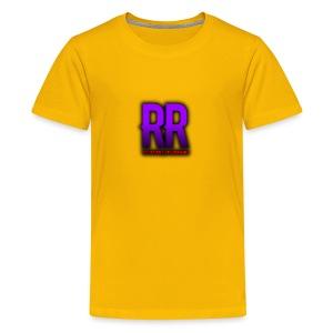 RansackedRains Fresh Logo - Kids' Premium T-Shirt