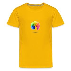 color logo - Kids' Premium T-Shirt