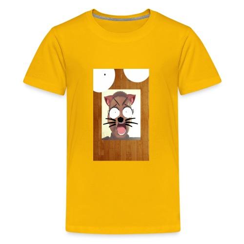 Face Change 1515867704471 - Kids' Premium T-Shirt