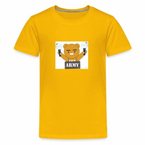 bts bear - Kids' Premium T-Shirt