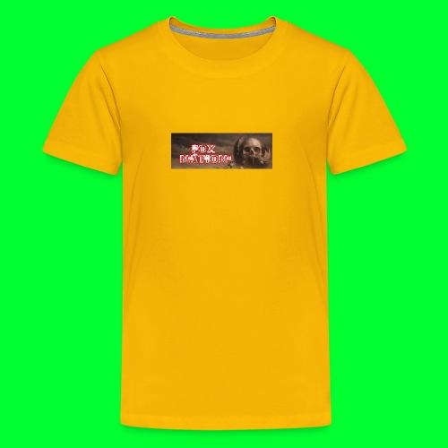fox nation clothes - Kids' Premium T-Shirt