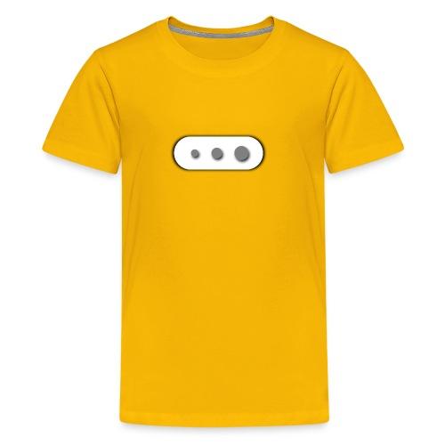 waiting for a message - Kids' Premium T-Shirt