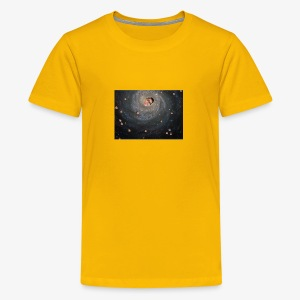 Space Michael - Kids' Premium T-Shirt