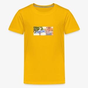 Gillette Street Early Dayz - Kids' Premium T-Shirt