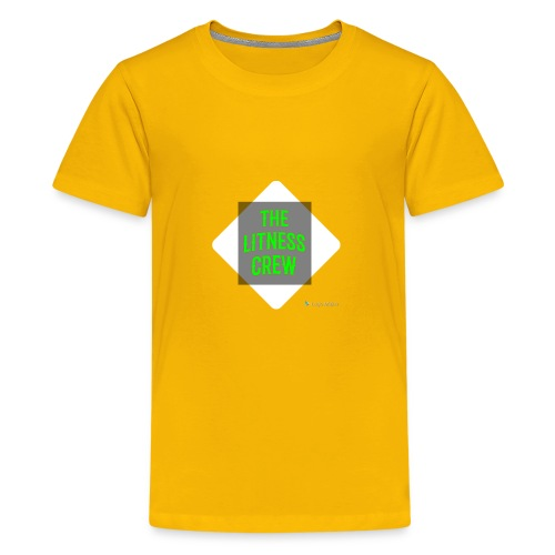 Litness crew sweaters - Kids' Premium T-Shirt