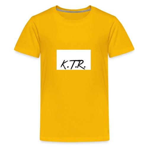 K.T.R. Merchandise - Kids' Premium T-Shirt