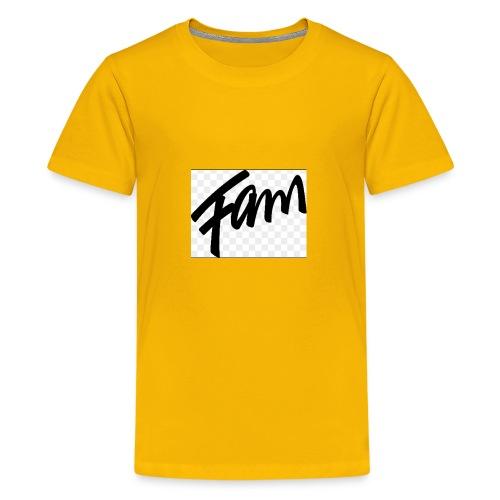 Fam - Kids' Premium T-Shirt