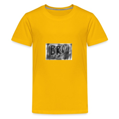 Bro - Kids' Premium T-Shirt