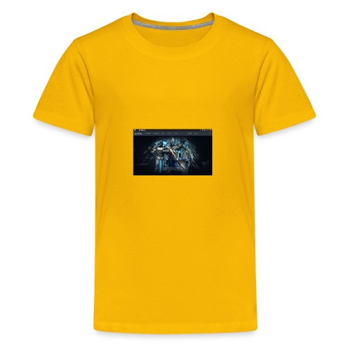 Screenshot 2017 03 25 14 37 32 - Kids' Premium T-Shirt