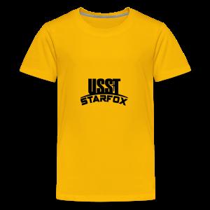 USST STARFOX Text - Kids' Premium T-Shirt