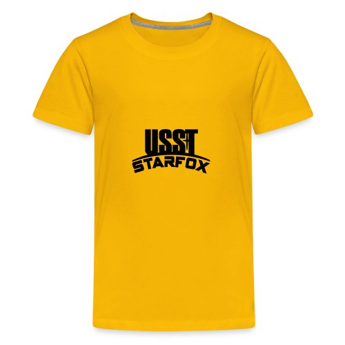 USST STARFOX Text - Kids' Premium T-Shirt