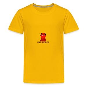Garbler Design 2 - Kids' Premium T-Shirt