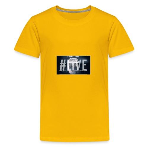 Break Free Go Live - Kids' Premium T-Shirt