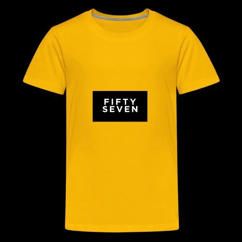 Fifty-Seven - Kids' Premium T-Shirt