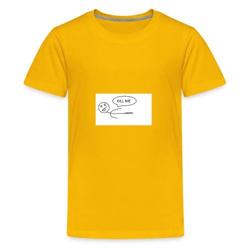 KILL_ME - Kids' Premium T-Shirt