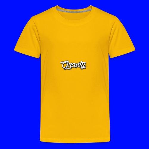 Official Logo of Granty - Kids' Premium T-Shirt