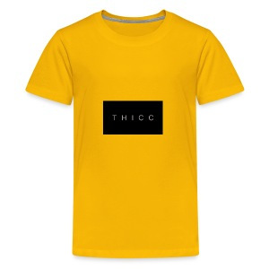 T H I C C T-shirts,hoodies,mugs etc. - Kids' Premium T-Shirt