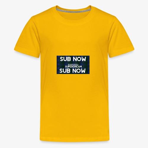 Banner - Kids' Premium T-Shirt