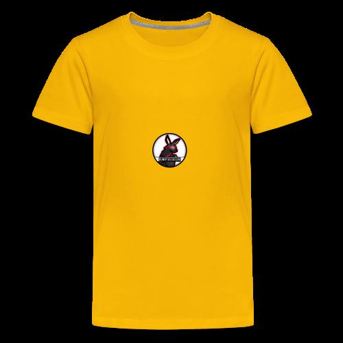 Bunny Assassin Logo - Kids' Premium T-Shirt