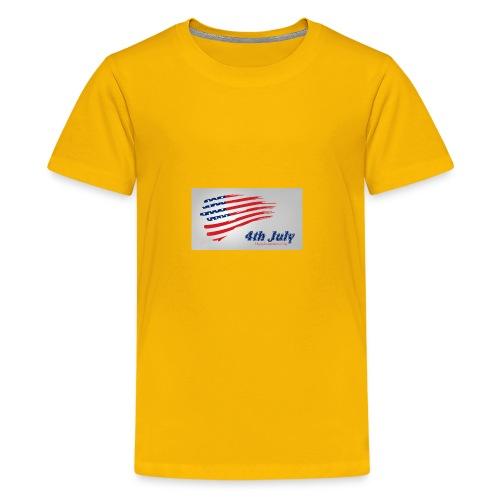 USA Independence Day 2 - Kids' Premium T-Shirt