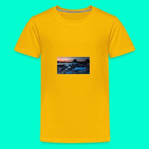 the best design - Kids' Premium T-Shirt