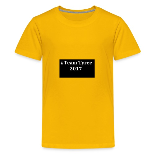 Team_tyree - Kids' Premium T-Shirt
