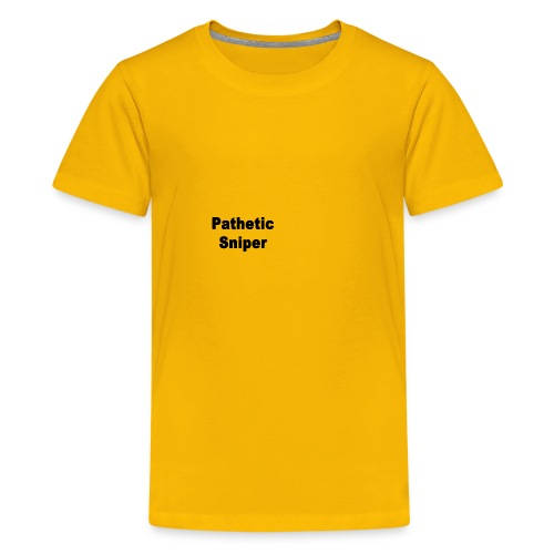 PatheticSniper Sweater - Kids' Premium T-Shirt