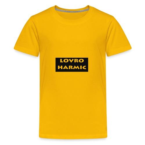 Lovro STUFF - Kids' Premium T-Shirt