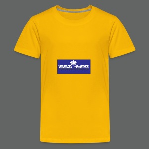 issahype_blue - Kids' Premium T-Shirt