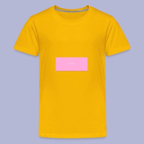 TP_shirt_logo2 - Kids' Premium T-Shirt