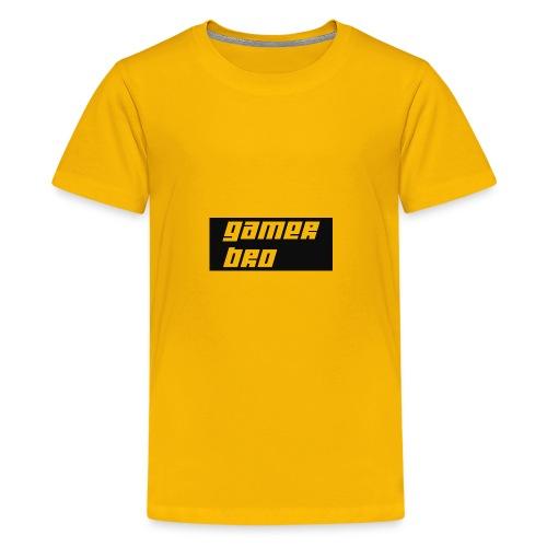 Gamer Bro - Kids' Premium T-Shirt