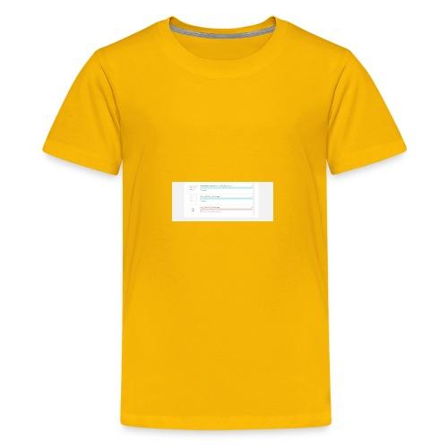 bulk_upload - Kids' Premium T-Shirt