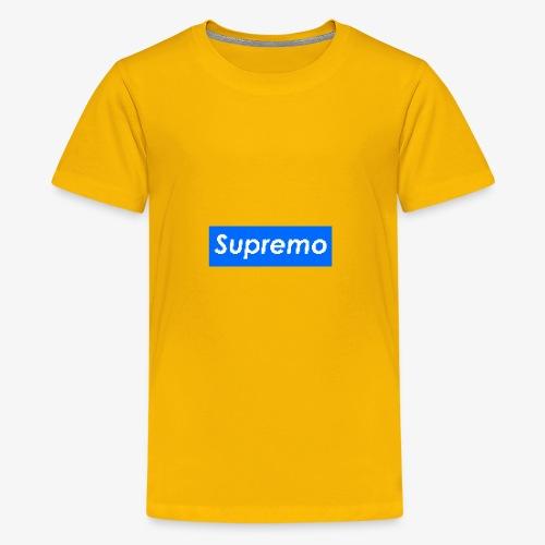 Supremo Blue - Kids' Premium T-Shirt