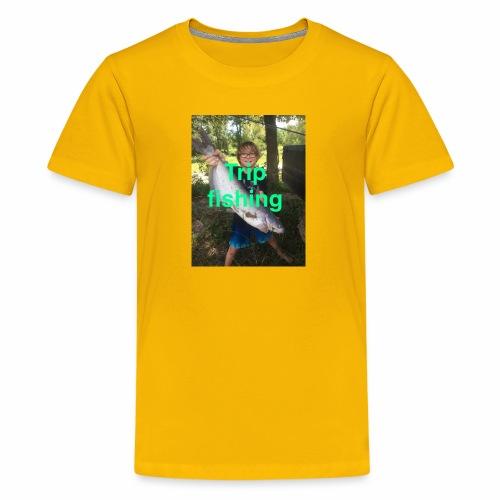 Fishing merch - Kids' Premium T-Shirt