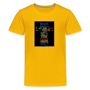 i love jesus - Kids' Premium T-Shirt