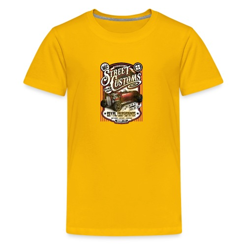 Streets - Kids' Premium T-Shirt