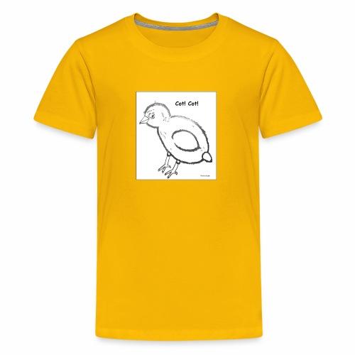 Cot Cot - Kids' Premium T-Shirt