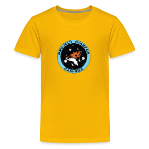 Project STARFOX Logo - Kids' Premium T-Shirt