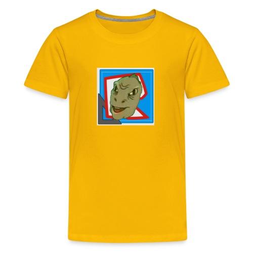 WOC AWT Logo Shirt - Kids' Premium T-Shirt