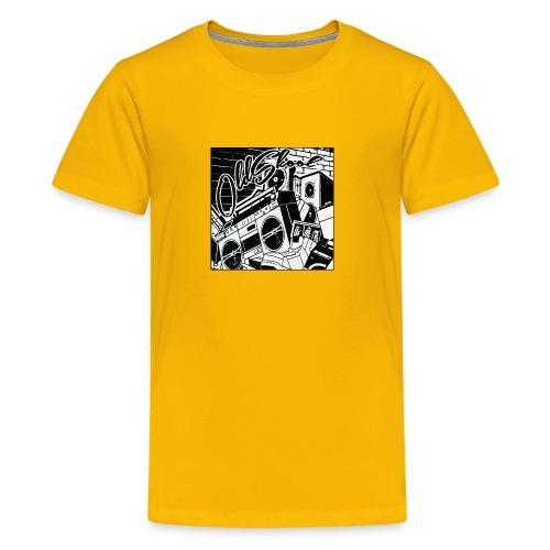 oldskool - Kids' Premium T-Shirt