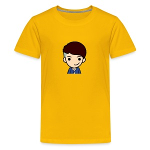 AdamFolkDaDolk - Kids' Premium T-Shirt