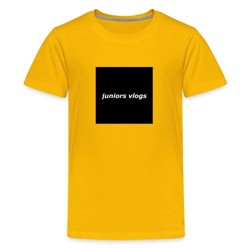 Juniors vlogs clothing - Kids' Premium T-Shirt
