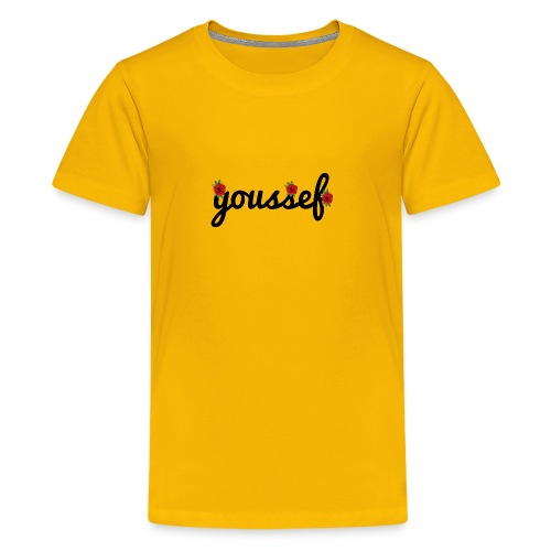 youssef - Kids' Premium T-Shirt