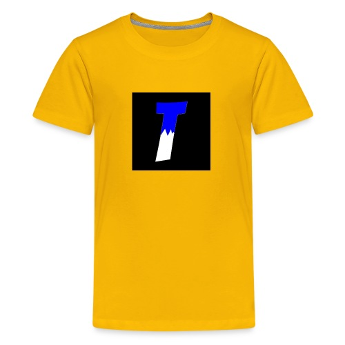 Treezyians logo - Kids' Premium T-Shirt