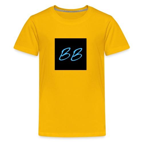 BLOKEBLAKE LOGO - Kids' Premium T-Shirt