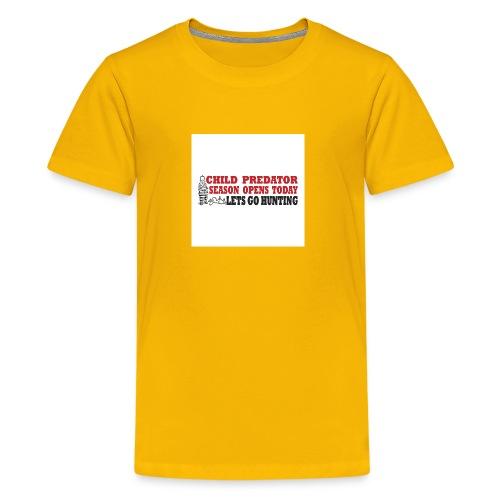 Darwin child pred t SHIRTS - Kids' Premium T-Shirt
