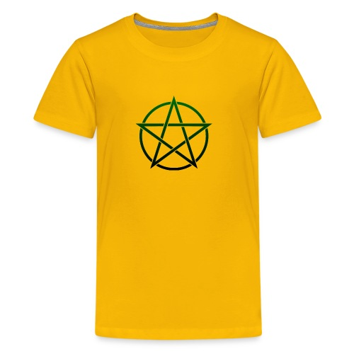 GreenPentagram - Kids' Premium T-Shirt